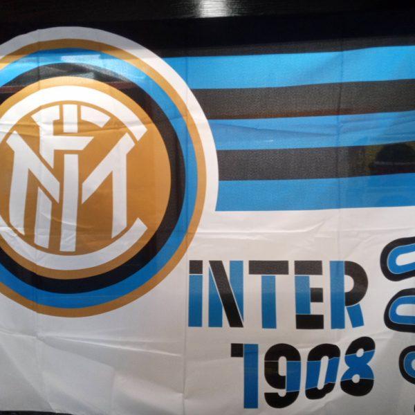 Acquista Bandiera Ufficiale Inter Internazionale 130 x 90 cm